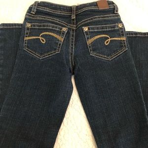 Justice Bottoms - Justice Girls Jeans Size 10S